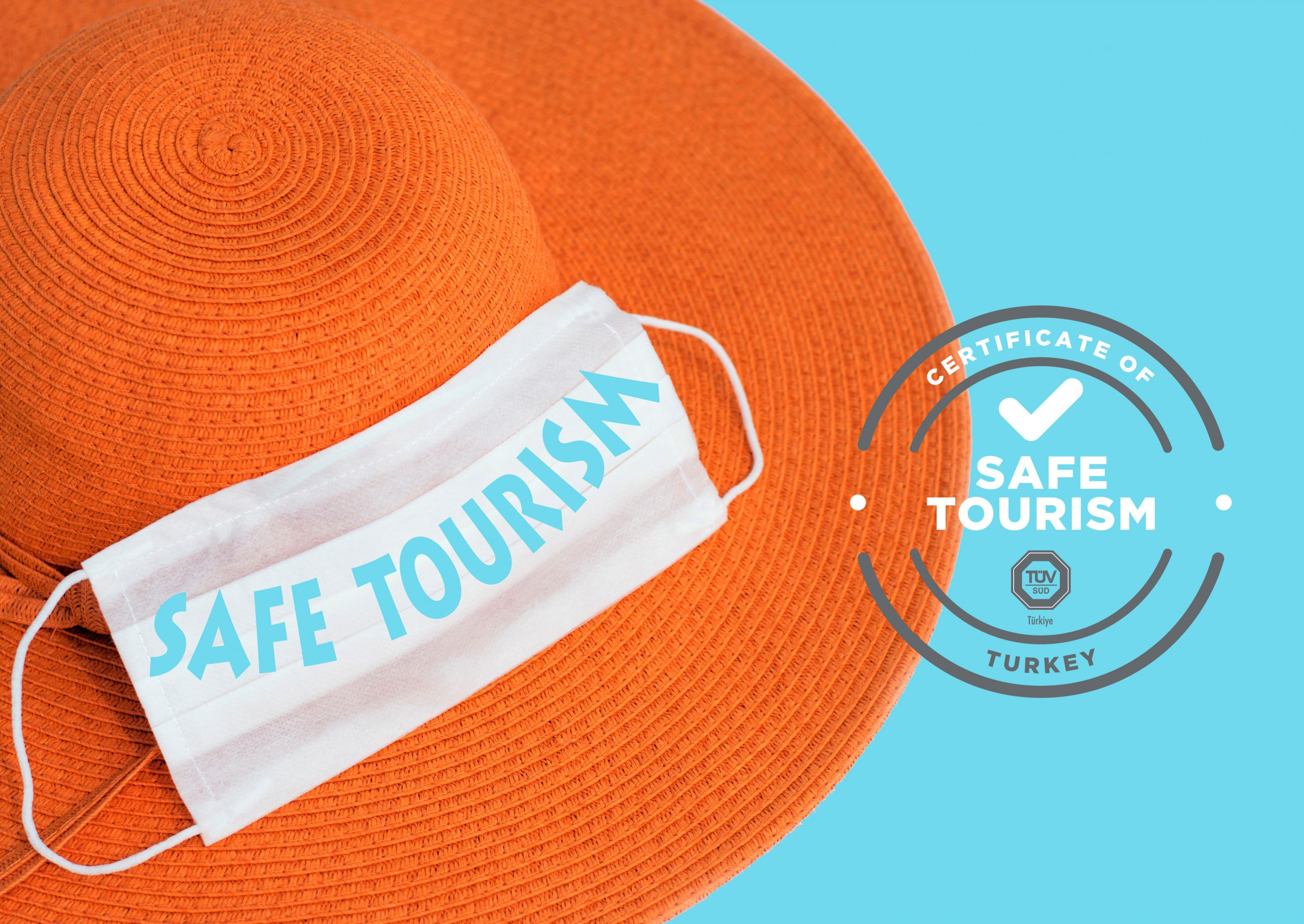 Hotels with Safe Tourism Certificate